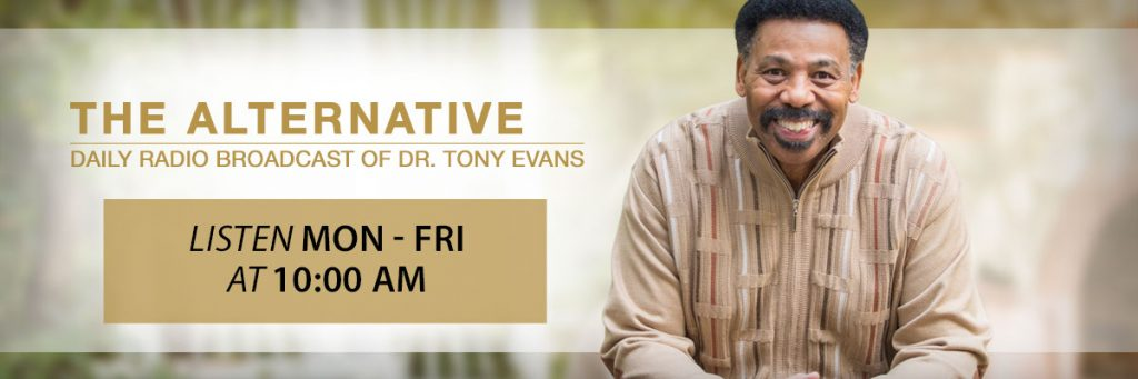 The Alternative Dr. Tony Evans
